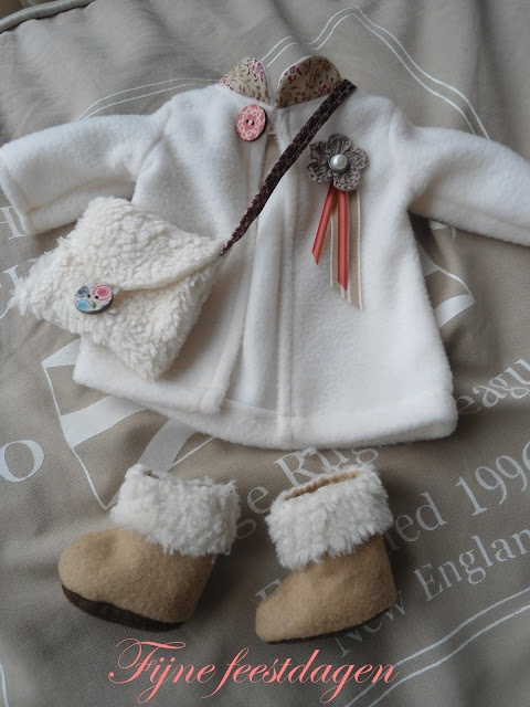 gorgeous coat - Love crafts #dressadolluk