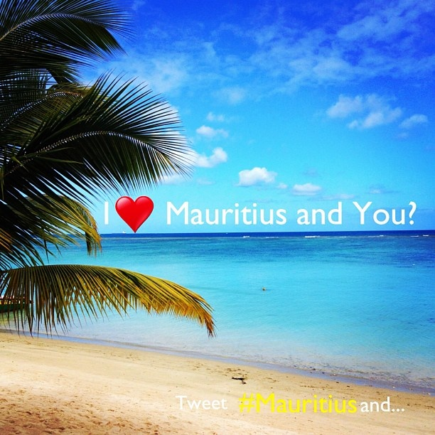 TWEET #Mauritius for a chance to win a 7-Night Stay at 5* Trou aux Biches Hotel!