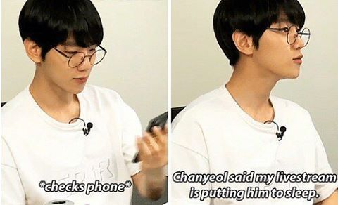 Awwww, cute! Baekyeol is honestly so cute! Really my only ship in K-Pop because I think shipping real-life people is weird. Baekyeol is clearly an exception! ;)