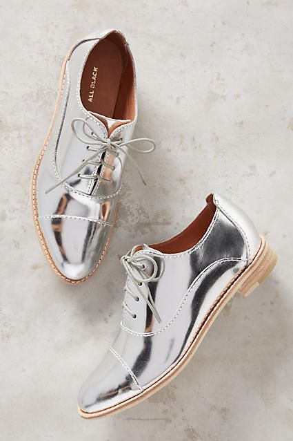Mirrored Oxfords #anthrofave #anthroregistry