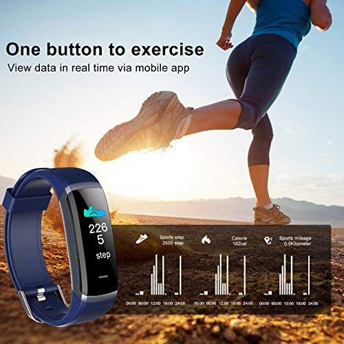 72909521ce1 Seegar Fitness Tracker