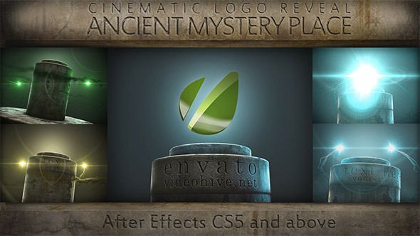 Ancient Mystery Place - Cinematic Logo Reveal  This secret treasure temple or pharaoh's tomb looks like the hidden places of the legendary Indiana Jones films. The pedestal good for adventure, sci-fi, fantasy, thriller, war, horror theme logo reveal, blockbuster trailer or arabian story in medieval egypt. More examples: glory, price, awards events or the inside of an Egyptian pyramid, etc.