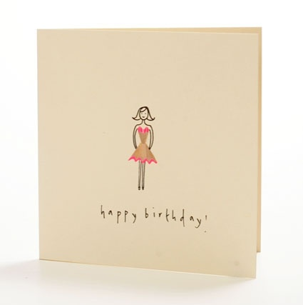 Pencil shaving greeting cards by Ruth Jackson ... what a brilliant idea!