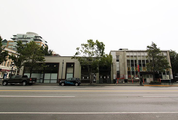 Major changes coming this August to Douglas Street block