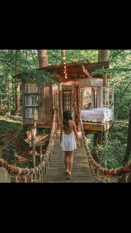 Location Airbnb, Voyager Loin, Georgia Homes, Atlanta Georgia, Home Improvement Loans, Bohemian Decor, Land Scape, Scandinavian Design, Glamping