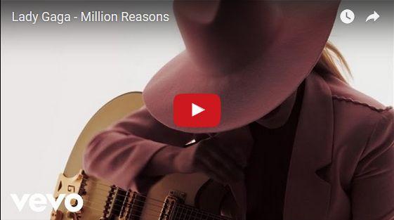 Watch: Lady Gaga - Million Reasons See lyrics here: http://ladygaga-lyrics.blogspot.com/2017/01/million-reasons-lyrics-lady-gaga.html #lyricsdome