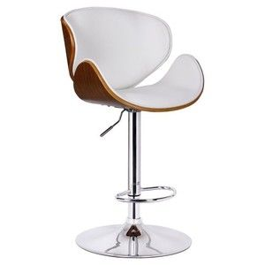 Boraam Osa Adjustable Swivel Bar Stool