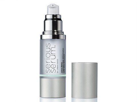 Serious Serum AHA/BHA Ingrown Hair Eliminator & Skin Exfoliant, 1 fl. oz.