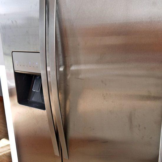 Cómo limpiar sus electrodomésticos de acero inoxidable | PopSugar Smart Living  http://www.popsugar.com/smart-living/How-Clean-Your-Stainless-Steel-Appliances-31998468