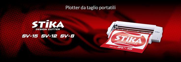 Stika è l'ideale per hobbisti, modellisti, makers, per chi fa grafica con aerografo, per la decorazione di auto e moto, caschi e accessoristica in generale.  Scopri di più su http://www.rolanddg.it/it