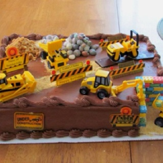 Birthday Cake Design Sites : 23 Best images about Construction cakes on Pinterest ...