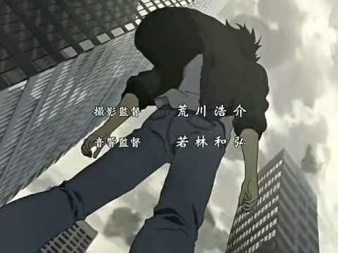 Wolf's Rain Opening, one of my favourite openings ever <3