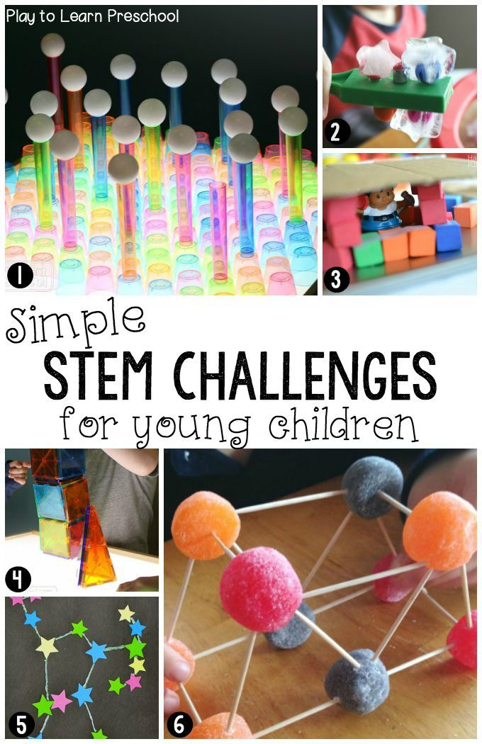 The Primary Pack: STEM Challenges for Young Children
