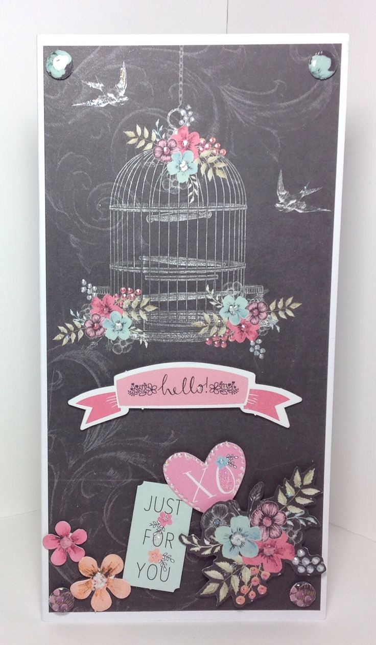 34 best chalkboard collection images on pinterest chalkboard card designed by julie hickey jeuxipadfo Image collections