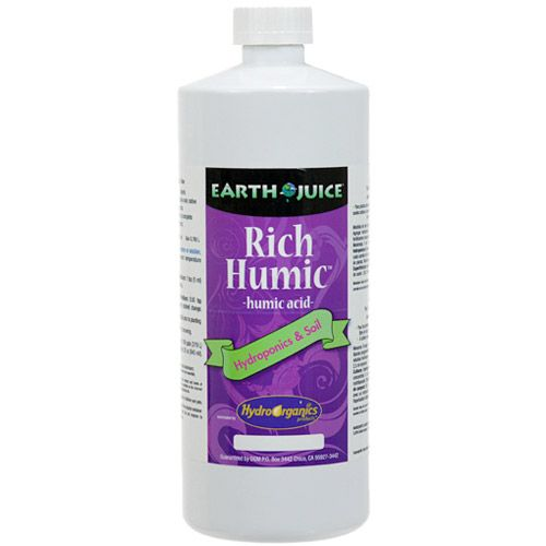 Earth Juice Rich Humic - Liquid Humic Acid | Planet Natural
