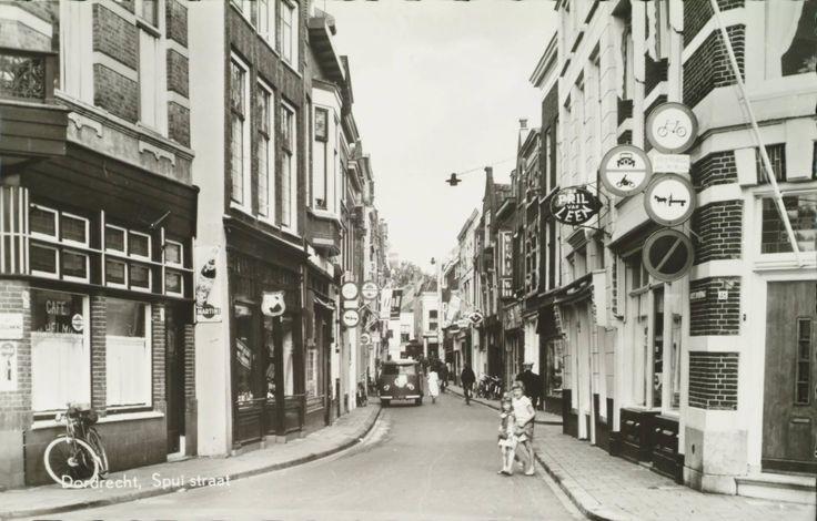 Dordrecht Spuistraat