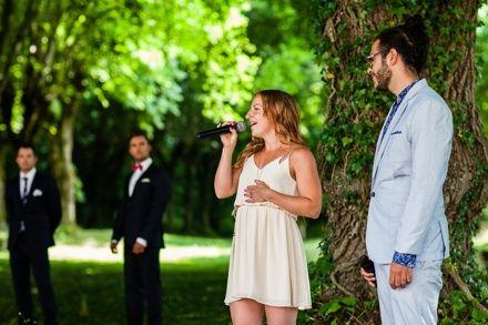 #Bröllop | #Underhållning för bröllop och fest - #Lovestruck Simon & Kitty Lingmerth
