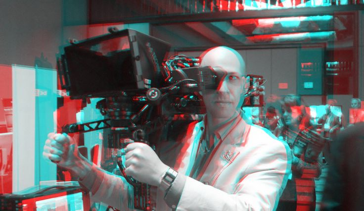 stereoscopic camerawork