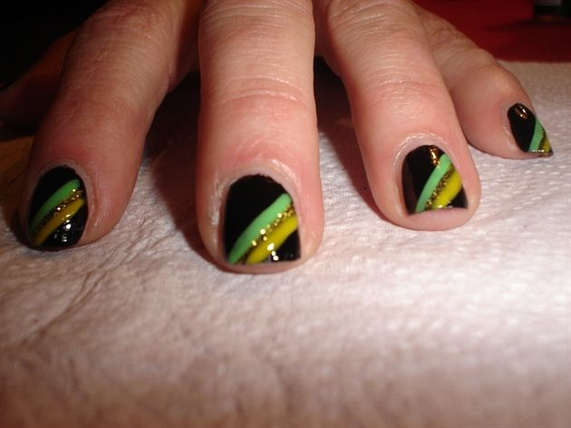 Jamaica Nail Art - The 25+ Best Jamaica Nails Ideas On Pinterest Funky Nail Designs