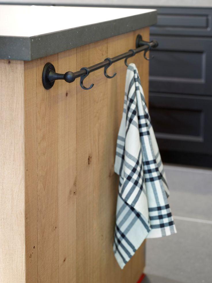 Goossens Keukens Dauby landelijk meubelbeslag deurbeslag