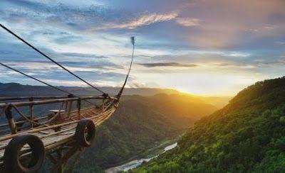 PERGIPEDIA  - Jurang Tembelan Kanigoro Spot Foto Sunset (Matahari Terbenam) Di Yogyakarta . Jogja yang merupakan kota wisata unggulan di ...