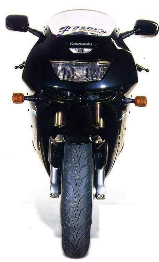 Kawasaki ZX-9R Ninja 1996