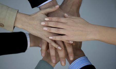 La unión hace la fuerza, coaching. http://mylasesoriasweb.wix.com/mylasesoriasweb