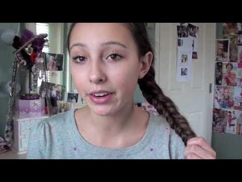 How-To: Fishtail Braid ! | glitterkiss11 Video | Beautylish