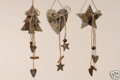 wooden hanging...