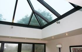 Skylight Inspection and Repair