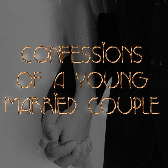 Confessions of a young married couple - gold - holding hands - black and white  - couples shoot idea - www.fiftyloop.com