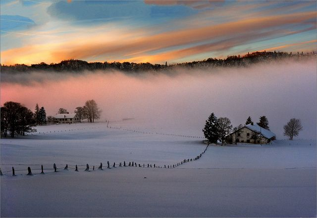 Sunset of 12 12 12.No it is not the end of the world...))) by Izakigur, via Flickr