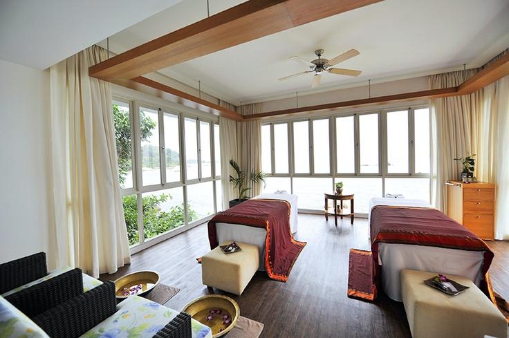 Cabina doble en Club Med Spa - Club Med Bintan Island, Indonesia