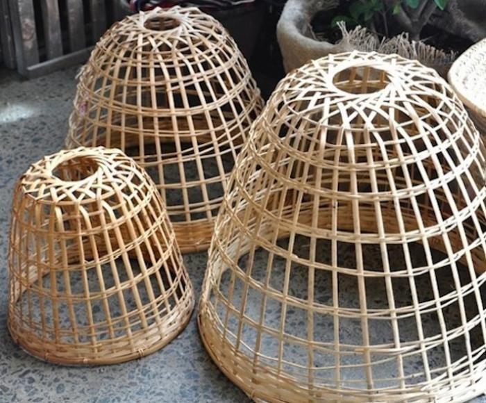 Bamboo Cloches to Blanket Your Garden Gardenista