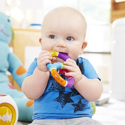Munchkin Twisty Teether Toy