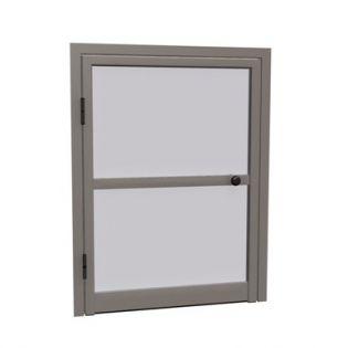 Η ανοιγόμενη σήτα τοποθετείται εξωτερικά από ανοιγόμενου τύπου κουζινόπορτες και πόρτες εισόδου και ανοίγει προς τα έξω. Υπάρχει η δυνατότητα τοποθέτησης πανιού από fiberglass ή και πανιού αλουμινίου. Σε περίπτωση που υπάρχουν κατοικίδια υπάρχει και η λύση του πανιού pet screen. Για την αυτόματη επαναφορά της σήτας μπορεί να τοποθετηθεί μηχανισμός επαναφοράς ή μεντεσές επαναφοράς.