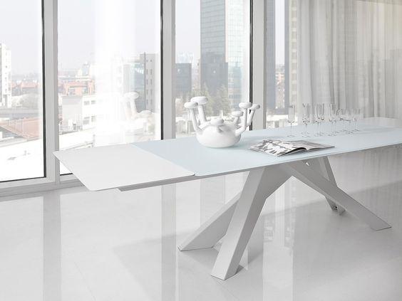 Bonaldo Big Table Extendable Version by Alain Gilles - Chaplins ...