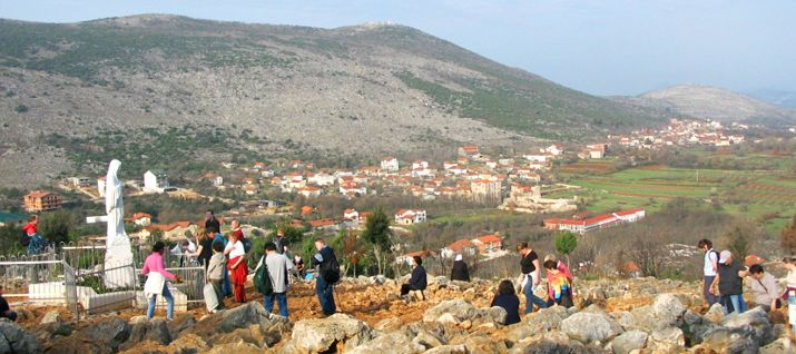 Join Angela Robertson & Elizabeth Victory on a Pilgrimage to Medjugorje with 206 Tours - Catholic Pilgrimages