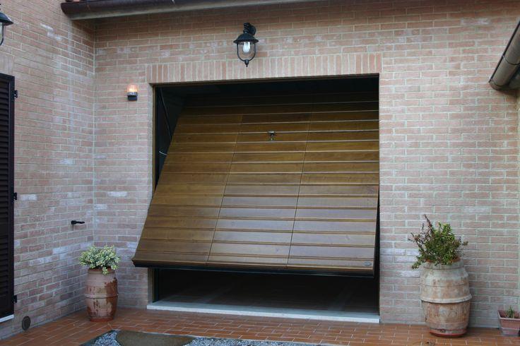 7 migliori immagini porte per garage in legno su pinterest for Aggiunte garage alle case