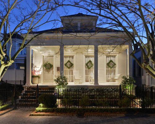 Shotgun House Home Design Ideas, Pictures, Remodel and Decor                                                                                                                                                      More