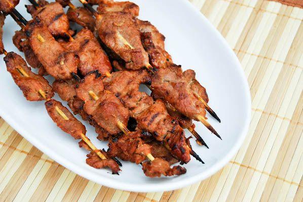 Filipino Style Pork Barbecue