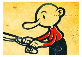 Thilo Rothacker: Start up Business | Veröffentlicht in der Frankfurter Allgemeinen Sonntagszeitung. | Format: DIN A3, ohne Rahmen | Auflage: 25 Stück, signiert | erhältlich bei www.kultstuecke.com