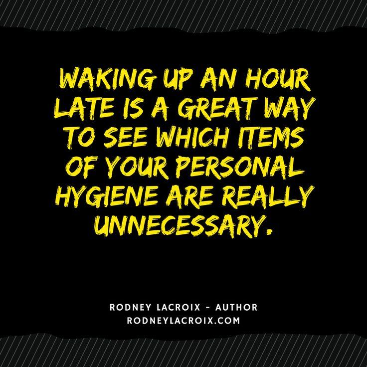 life   humor   funny   meme   author   tweets from @moooooog35   Rodney Lacroix   My books: amzn.to/2crgRZz   My website: rodneylacroix.com