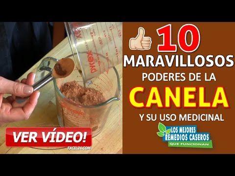 10 MARAVILLOSOS PODERES DE LA CANELA USO MEDICINAL