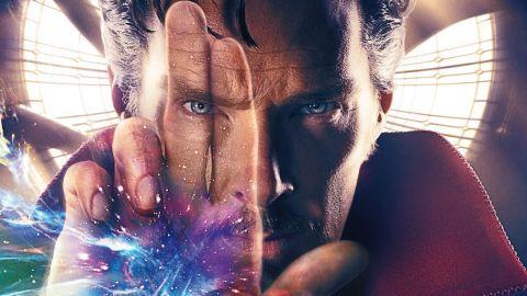 «Doctor Strange» er to fantastiske timer ren eskapisme - Aftenposten
