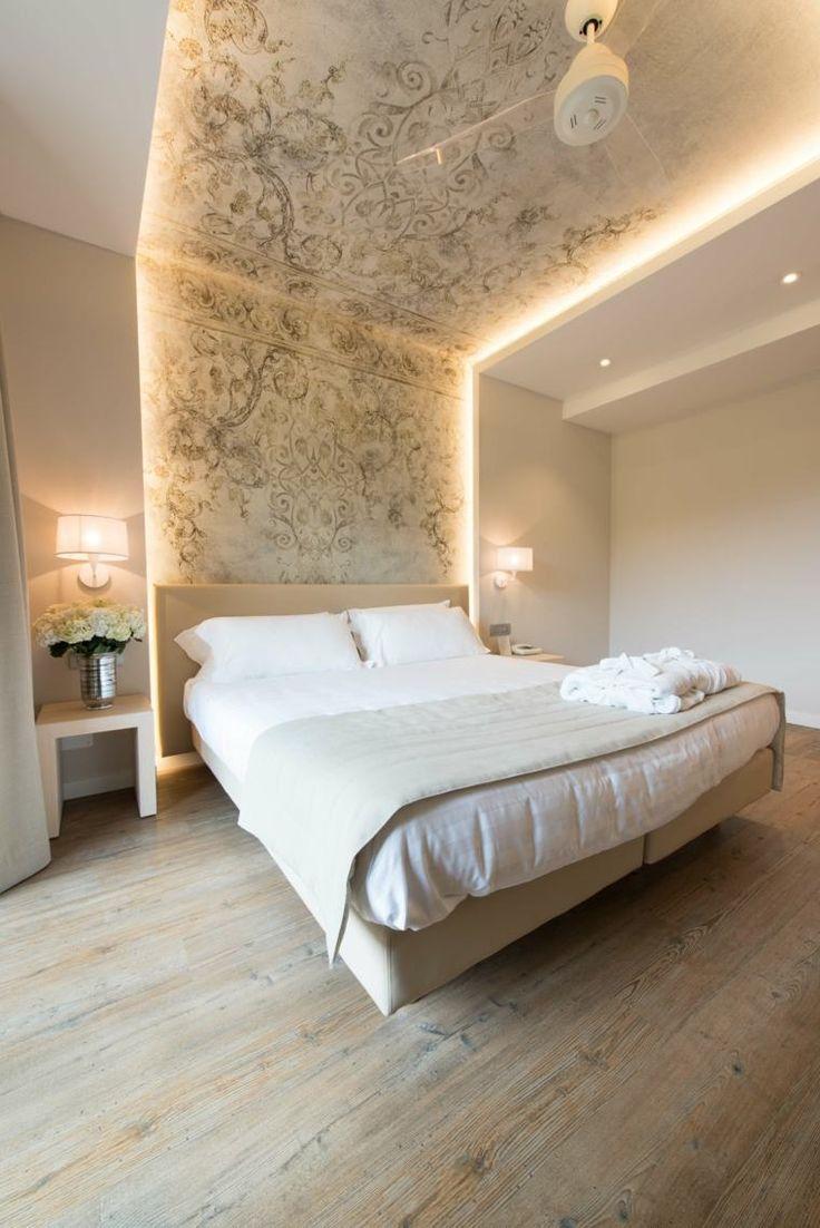 intérieur design et chambre en blanc