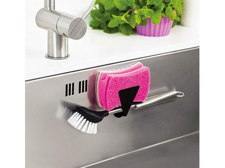 Deze magnetische accessoires om je handdoeken op een handige manier kan ophangen in de keuken worden zo je beste vrienden!