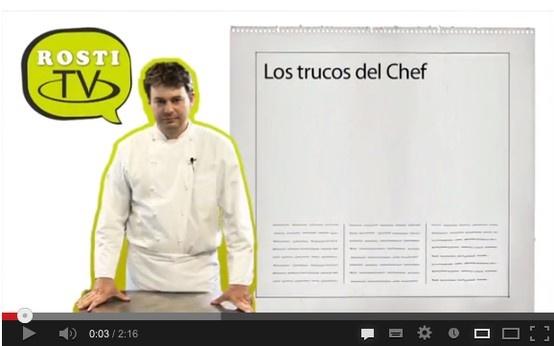 """En este capítulo, nuestro cocinero Gorka Tapia nos muestra el truco de la alcachofa ¿Lo sabías? ¿Te gustaría dar a conocer alguno de tus trucos?  """"Hoy os voy a hablar de la alcachofa, De cómo comprarla y como hacer que no se os oxide cuando la cortáis."""