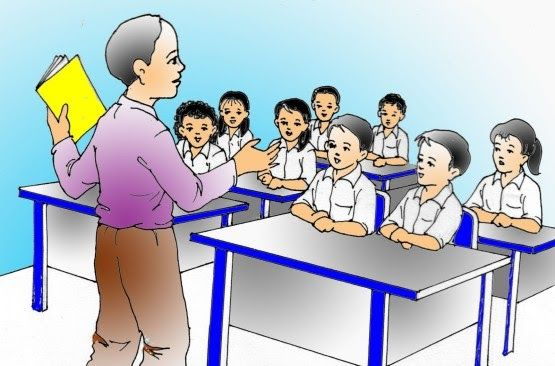 30++ Gambar Kartun Anak Sedang Belajar Di Kelas di 2020 ...