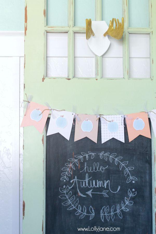 Best 25 Bunting Tutorial Ideas On Pinterest DIY